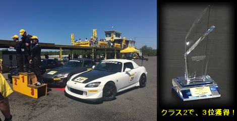 DIREZZA CHALLENGE 2017 in タカタサーキット